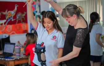 Thêm hai chương trình tú tài Mỹ được chuyển giao giảng dạy tại Việt Nam