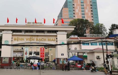 """Bộ Y tế """"tuýt còi"""" Bệnh viện Bạch Mai vụ tăng giá giường bệnh cao nhất 3,3 triệu đồng"""