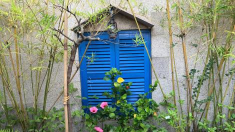 Sự tiện dụng và quyến rũ của những khung cửa sổ cũ