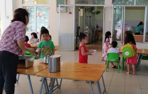 Kiến nghị tiếp tục hỗ trợ chế độ đặc biệt cho giáo viên mầm non