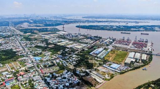 TP. Thủ Đức, Cảng Hiệp Phước, Thanh Đa, Củ Chi, biển Cần Giờ sẽ là những đô thị mới của TPHCM