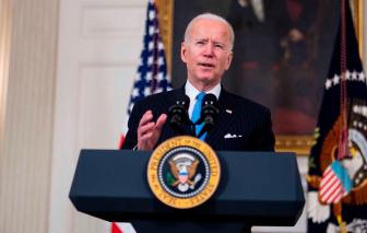 Chiến thắng lịch sử của Tổng thống Biden: Gói cứu trợ 1,9 ngàn tỷ USD
