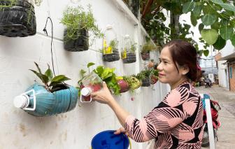 Hoạt động Hội góp phần xây dựng lối sống xanh