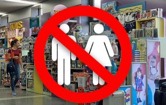 Mỹ nghiêm cấm phân biệt giới tính trên áo quần và đồ chơi trẻ em