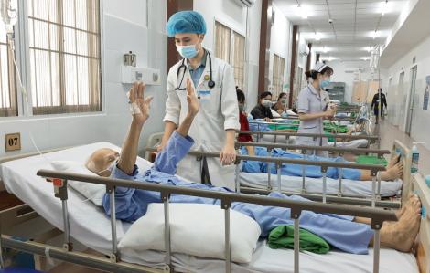 Bệnh nhân đột quỵ tăng, chủ yếu vào sáng sớm