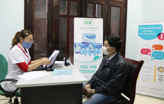 5 quyền lợi cho người tham gia thử nghiệm vắc xin COVIVAC