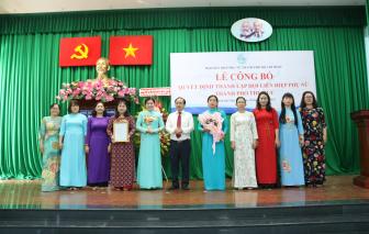 Bà Nguyễn Hạnh Thảo được chỉ định giữ chức Chủ tịch Hội LHPN TP.Thủ Đức