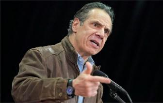 Thống đốc New York bị kêu gọi từ chức vì bê bối quấy rối tình dục