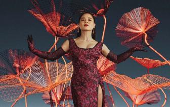 Công chúa Disney gốc Việt đầu tiên gợi cảm với trang phục của Công Trí