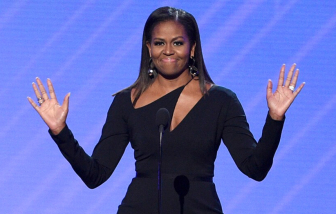 Cựu đệ nhất phu nhân Michelle Obama lọt vào danh sách 9 phụ nữ Mỹ được vinh danh năm 2021