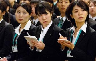 Phụ nữ Nhật không có nhiều cơ hội thăng tiến so với nam giới