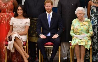 Hoàng gia Anh đau buồn vì cáo buộc phân biệt chủng tộc của Harry và Meghan