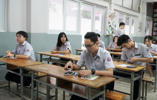 Đề xuất nhiều thay đổi trong kỳ thi vào lớp Mười tại TP.HCM