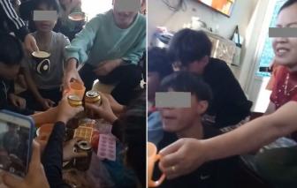 Thanh Hóa: Cô giáo cổ vũ học sinh uống bia bị phạt 7,5 triệu đồng