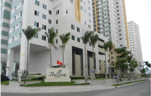 """Cư dân """"tá hỏa"""" khi chủ đầu tư chung cư Belleza biến tầng thương mại thành nhà kho"""