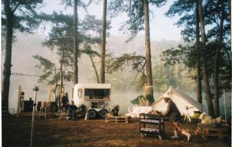 CampArt by Mợ Jen - khu cắm trại lều tuyệt đẹp gây sốt giới trẻ Đà Lạt