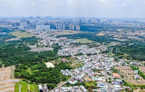 Đề xuất mở đường kết nối toàn diện TPHCM với huyện Cần Giuộc, bất động sản vùng ven sôi sục