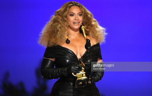 Grammy 2021: BTS trắng tay, con gái 9 tuổi của Beyonce được trao cúp vàng