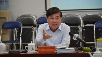 """Chủ tịch UBND TPHCM: """"Phải đổi mới sáng tạo để nâng năng suất lao động"""""""