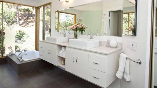 10 lời khuyên để có phòng tắm lung linh như ở spa