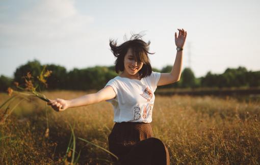 Hạnh phúc là con đường