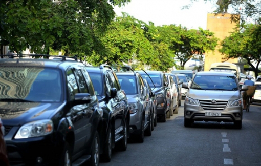 Mobile-Money có thể được sử dụng trong thanh toán phí đỗ xe trên đường