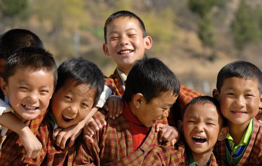 Bhutan làm phim về hạnh phúc