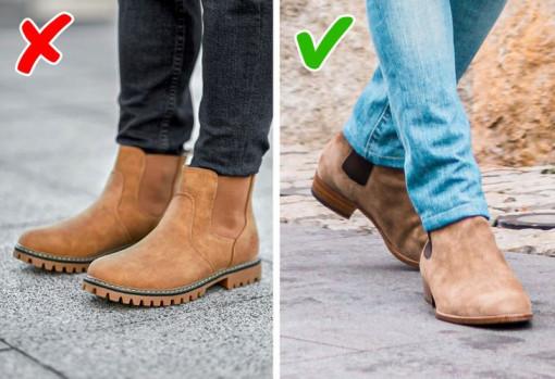 10 mẹo phối giày với trang phục để bạn trở nên hoàn hảo