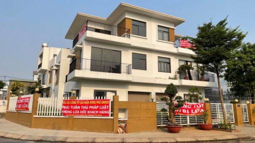 Dự án Thăng Long Home: Ở nhà phố phải đóng phí, chưa nhận sổ phải đóng tiền