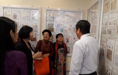 Khám phá nét đẹp đa dạng của phụ nữ Việt Nam qua tem và bưu ảnh