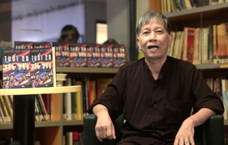 Nhà văn Nguyễn Huy Thiệp và dấu ấn mà thời gian không thể làm xô lệch...