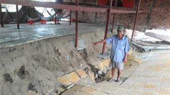 Đồng bằng sông Cửu Long đang sụt lún nghiêm trọng