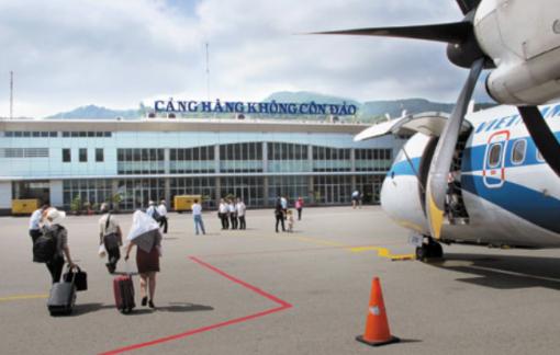 Các hãng bay khai thác sân bay Côn Đảo bị nhắc nhở