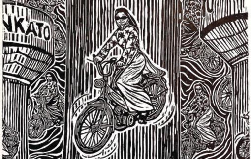 Cảm hứng Việt Nam trong tranh in khắc gỗ