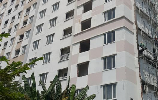 Dự án Tân Bình Apartment lại lỗi hẹn giao nhà vì tiếp tục bị phát hiện xây trái phép