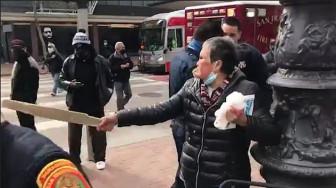 """Cụ bà gốc Á bị tấn công ở Mỹ góp 900.000 USD để """"chống phân biệt chủng tộc"""""""