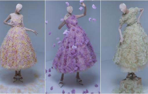 Trở thành công chúa với những mẫu váy của NTK Nguyễn Minh Công