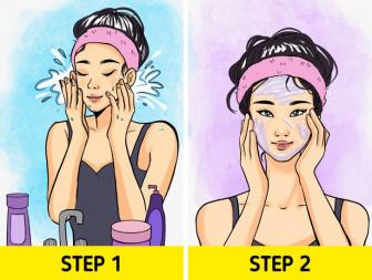 7 lý do bạn nên thoa kem dưỡng ẩm trong 3s sau khi rửa mặt