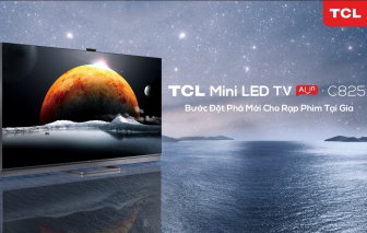 TCL ra mắt TV Mini-LED mới nhất 2021 và các sản phẩm AixIoT