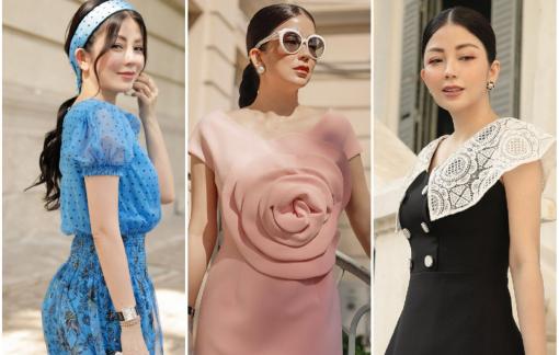 Gợi ý trang phục đậm chất cổ điển cho các cô nàng công sở