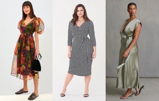 Xu hướng váy quấn mùa hè trở lại