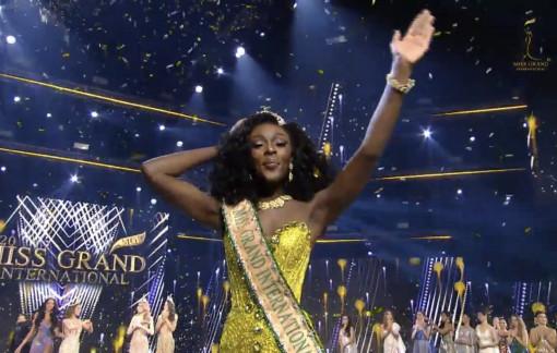 Hoa hậu Hòa bình Quốc tế: Mỹ lên ngôi, Việt Nam dừng top 20