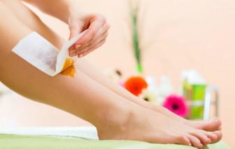 Cách chăm sóc da sau khi tẩy lông