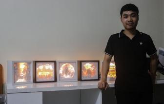 Việt Nam lung linh trong ánh đèn