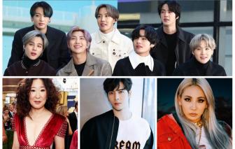 BTS cùng các sao kêu gọi chống nạn phân biệt chủng tộc