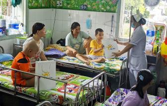 Dự án hỗ trợ trẻ em nghèo bị ung thư được hỗ trợ thêm 2 tỷ đồng