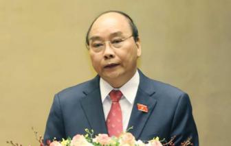 Hôm nay, trình Quốc hội miễn nhiệm Thủ tướng Chính phủ Nguyễn Xuân Phúc