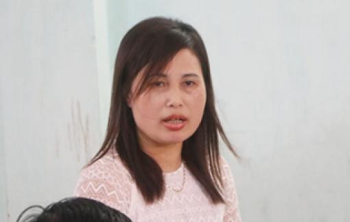 Bộ GD-ĐT chỉ đạo giải quyết vụ cô giáo tố bị trù dập