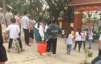 Hà Nội: Nam sinh lớp 9 đâm chết bạn cùng trường