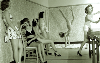 Khách sạn chỉ dành cho phái đẹp